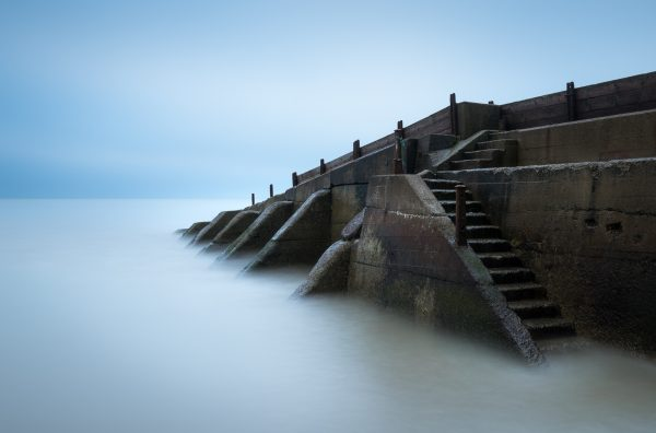 sea defence on Kent coast