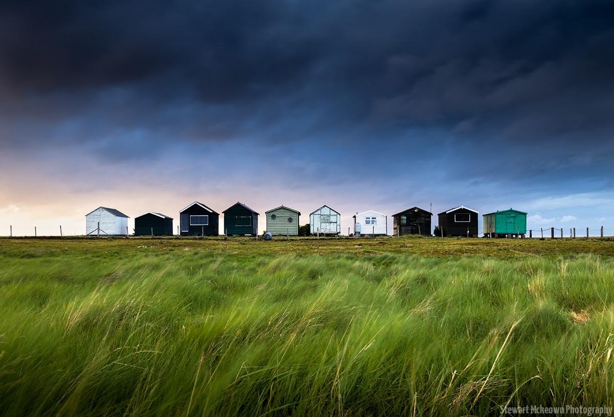 Seasalter Huts