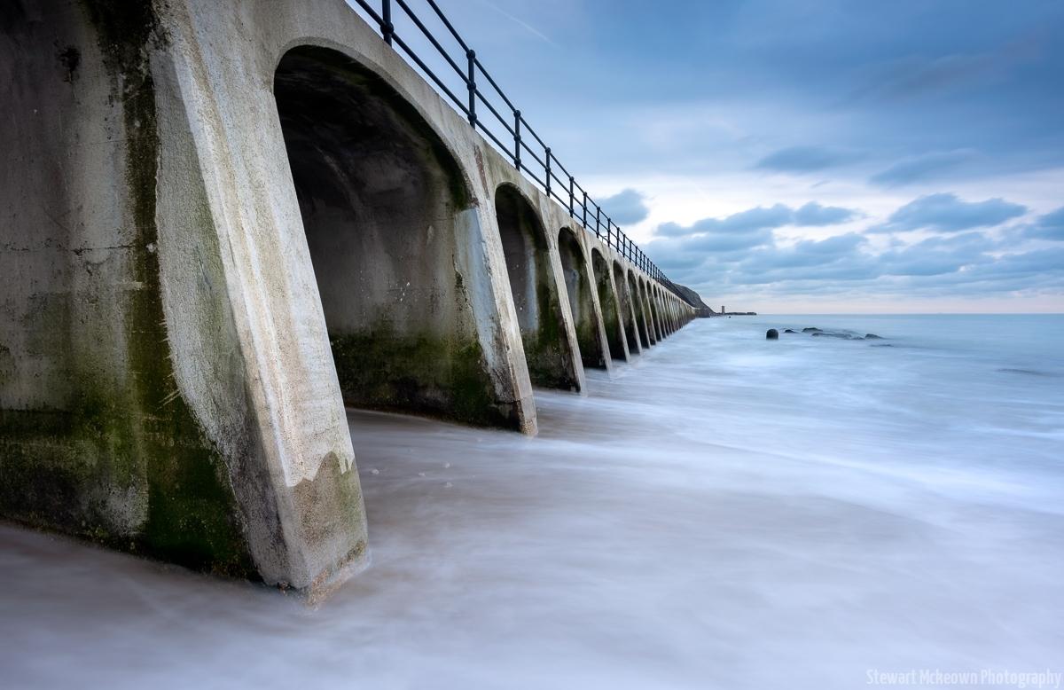 Folkestone Arches