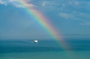 Crossing Rainbow