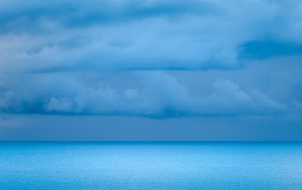 calm seas of english channel