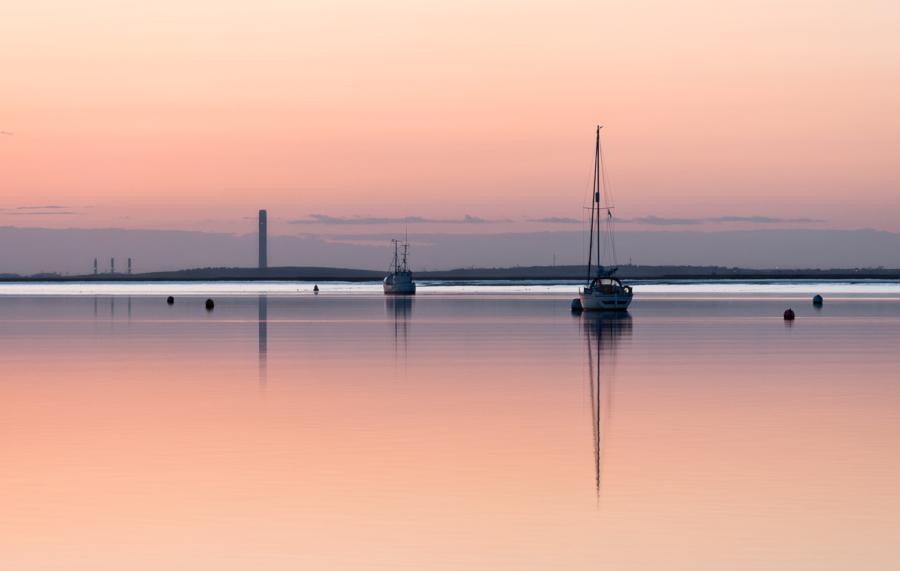 Harty Ferry Swale Faversham