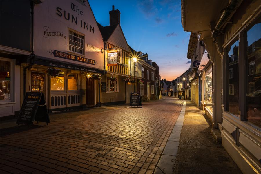 The Sun Inn Faversham West Street